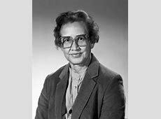 Katherine Johnson – Wikipedia