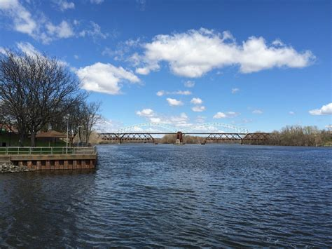 Central Park Boat Dock by Middletown Expecting Boat Docks By Summer 2017