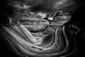 Stunning Abstract Black and White Photography
