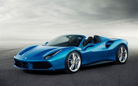 ferrari car 2016 2016 ferrari 488 spider 2 wallpaper hd car wallpapers