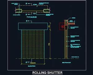 Rolling Shutter Detail Design Plan n Design