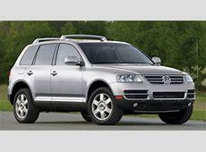 2006 Volkswagen Touareg Review