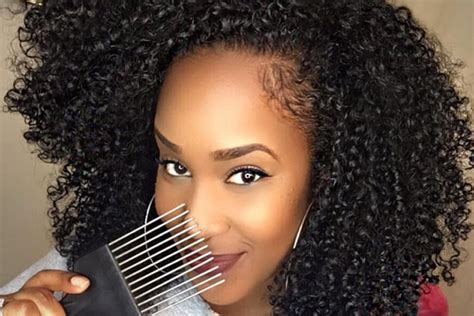 popular natural hairstyles  african american women