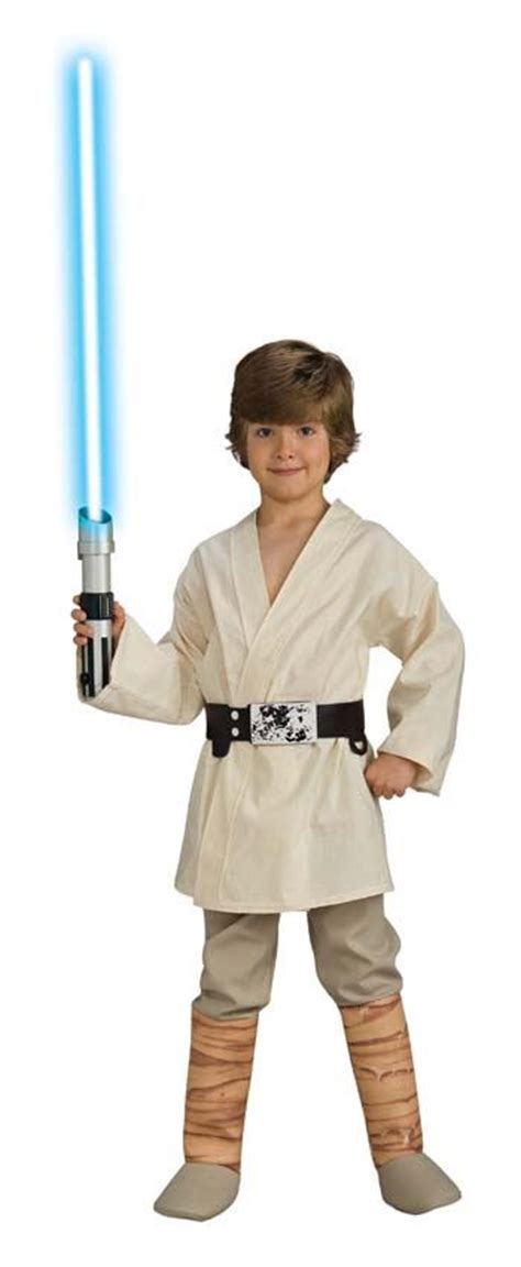 luke skywalker kostüm luke skywalker deluxe boys costume 34 99 the costume land