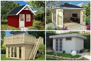 planen sie ihr gartenhaus in 10 schritten so geht39s With französischer balkon mit sauna selber bauen garten