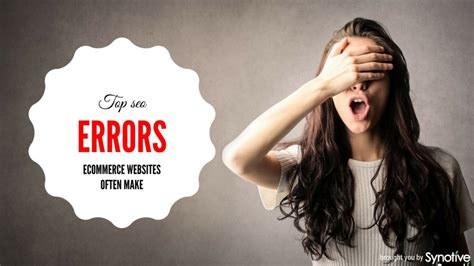 Best Seo Websites - ecommerce seo tips top seo errors ecommerce websites