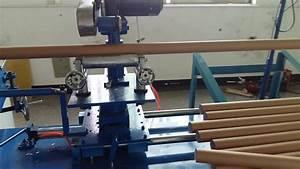 Xmy204 Paper Core Making Machine  Spiral Paper Tube Making