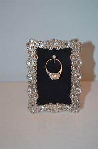 wedding ring holder wedding ideas pinterest With wedding ring holder ideas