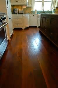 random width country walnut scraped signature finish hardwood flooring