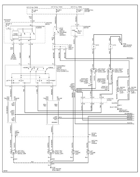 2005 Dodge Durango Wiring Diagram by 2005 Dodge Durango Trailer Wiring Diagram Trailer Wiring