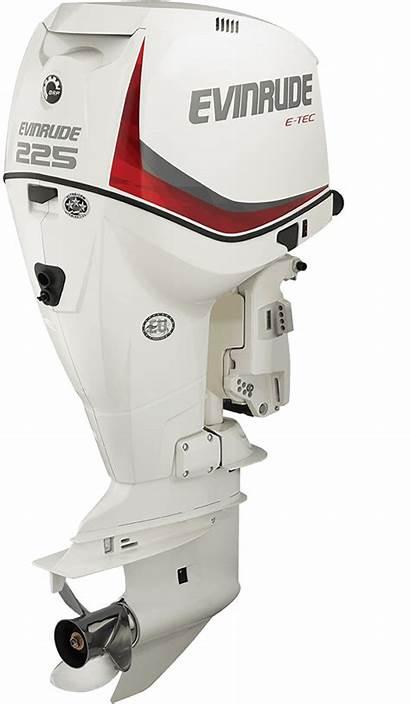 Evinrude Tec V6 Hp Etec Outboard Motori