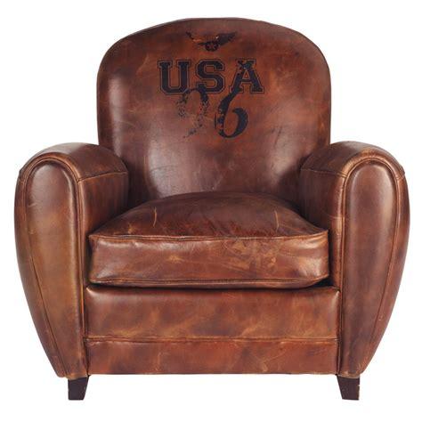 revger fauteuil club marron alinea id 233 e inspirante pour la conception de la maison