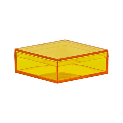 Amac Boxes by Small Yellow Amac Boxes The Container Store