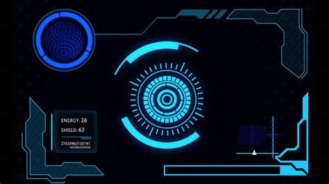Sci Fi Interface - YouTube