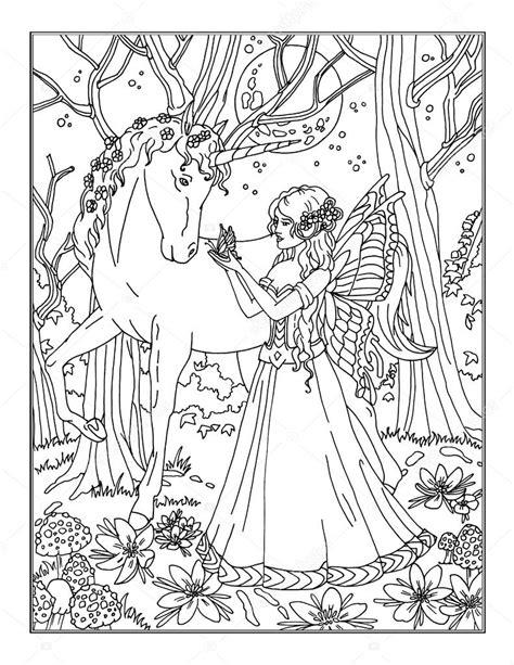 Kleurplaat Aler Liefe Nich by Kleurplaat De Fee Stockfoto 169 Larisakuzovkova 114626932