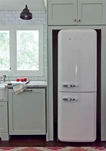Kühlschrank Mit Gefrierfach Retro : retro k hlschr nke im amerikanischen stil ~ Orissabook.com Haus und Dekorationen