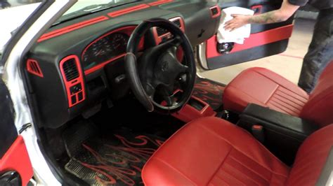 Nissan Hardbody Quot Custom Interior Quot Youtube