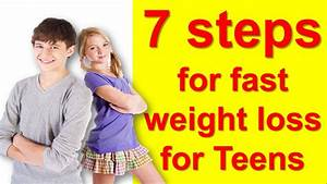 7 Tips How To Lose Weight Fast For Teenagers At Home How