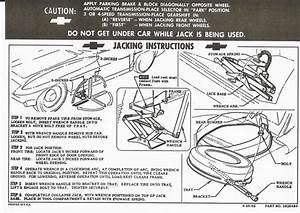 Corvette Instructions Jacking 20 Gallon Gas Tank With