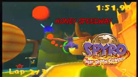 spyro yotd honey speedway youtube