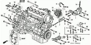 2001 Honda Civic Engine Diagram