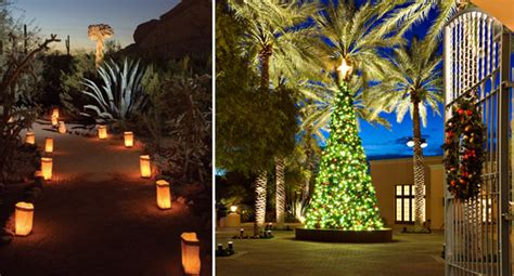 home christmas lights scottsdale arizona vacation