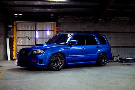 2007 Subaru Forester Sti [forester] Xt Sports