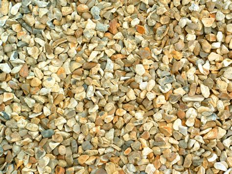 coloured aggregates stones  gardens driveways paths