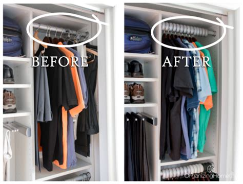 his organized closet a xangar spacer review giveaway