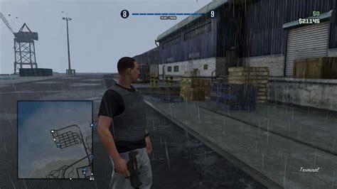 Gta 5 Online Stealing A Car For Simeon