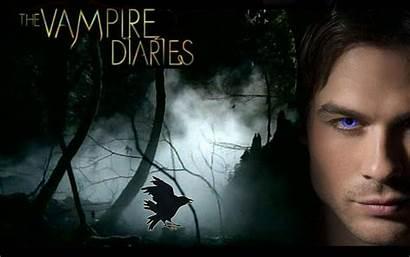 Vampire Diaries Vampires Fanpop Damon Tvd There
