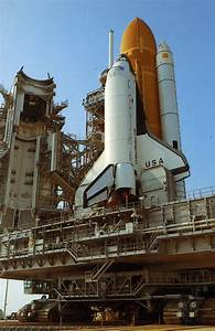 Florida Memory - Close-up view of Space Shuttle Columbia ...