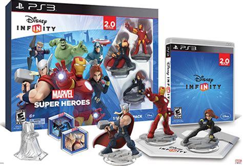 disney infinity marvel super heroes  edition game