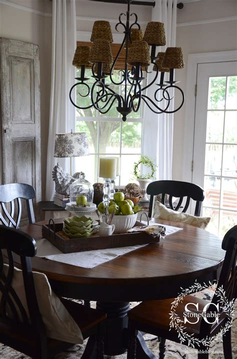 centerpiece ideas for kitchen table dining table decor for an everyday look tidbits twine