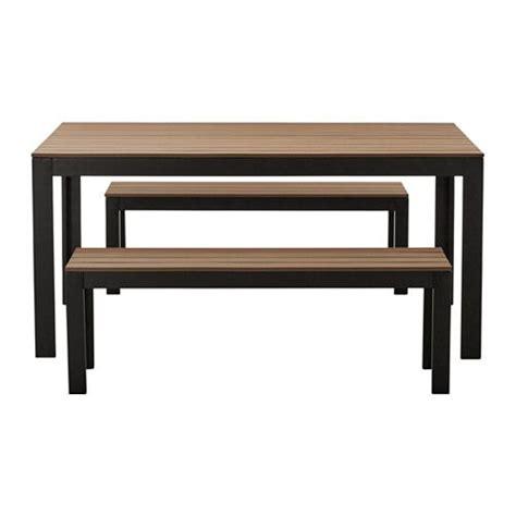Schwarz Braune Möbel by Falster Tisch 2 B 228 Nke Au 223 En Schwarz Braun Ikea My