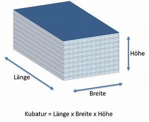 Gestreckte Länge Berechnen Beispiele : kubatur berechnen formel beispiele definition ~ Themetempest.com Abrechnung