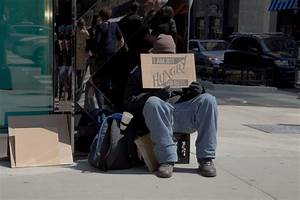 Art Director Redesigns the Signs of Homeless People to ...