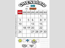 Meus Trabalhos Pedagógicos ® Calendário Julho 2011