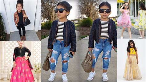 Latest Small Childrenu0026#39;s Modern Clothing Kids Dresses Collection Pictures||Fashion Tips|| - YouTube
