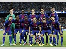 Report 6 Stars On FC Barcelona's January Axe List www