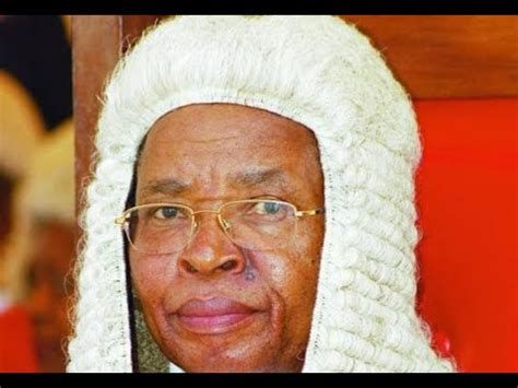 Evans gicheru biography / he was the longest serving chief justice in the kenyan history. Evans Gicheru Biography : Justice and constitutional ...
