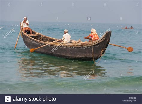 Fishing Boat In Kerala fishing boat of kerala stock photo royalty free image