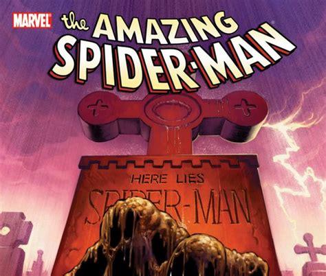 spider man kravens  hunt trade paperback spider