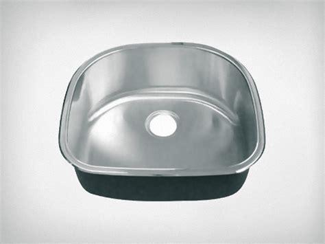 Kitchen Double Sinks Stainless Steel by Single Bowl Sink Lof100 Fuentera Sinks