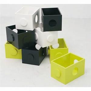 Boite De Rangement Alinea : boite de rangement puzzle alin a objet d co d co ~ Dailycaller-alerts.com Idées de Décoration