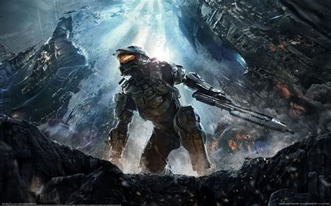 halo halo  video games concept art wallpapers hd