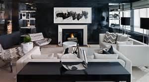 home decor ideas living room 15 black inspirations for modern living rooms home decor ideas