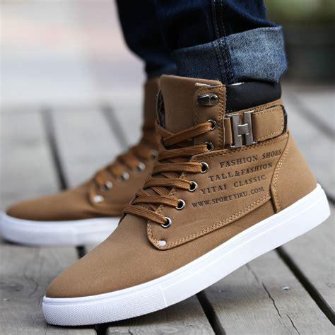 sepatu model boot geox 2016 autumn casual canvas shoes fashion