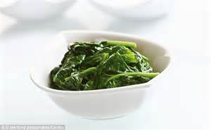 calcium in spinach got milk better make sure it 191 s low fat and sugar free daily mail online