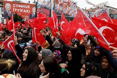 Turkish Political Parties Elections Pledges Infrastructure Sway